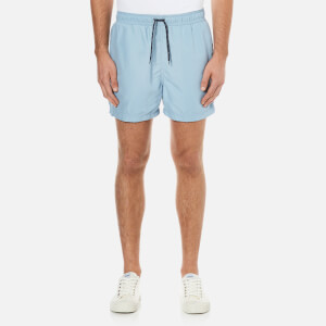 Selected Homme Men's Classic Swim Shorts - Dusty Blue