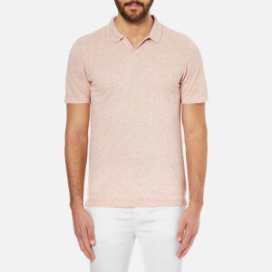 Selected Homme Men's Dylan Polo Shirt - Mahogany Rose