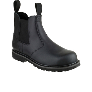 Amblers Safety Men's FS5 Chelsea Boots - Black