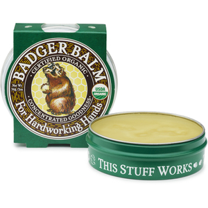 Badger Hardworking Hands Balm (56g)