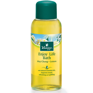 Kneipp Enjoy Life Herbal Lemon and May Chang Bath Oil (100ml)