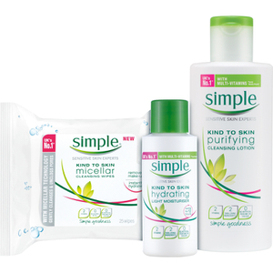 Simple Nourishing Cleansing Kit