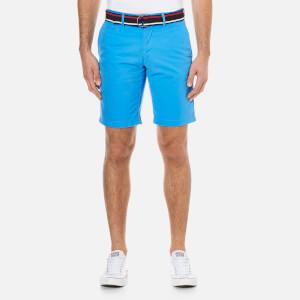 Tommy Hilfiger Men's Brooklyn Short With Belt - Blithe