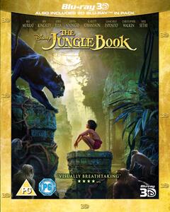 The Jungle Book 3D (Includes 2D Version)