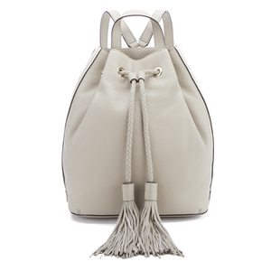 Rebecca Minkoff Women's Isobel Tassel Backpack - Khaki