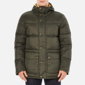 Barbour Heritage Men's Whithorn Quilted Jacket - Sage