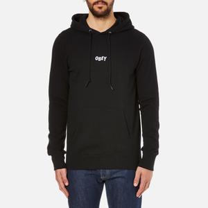 OBEY Clothing Men's Jumble Bars Hoody - Black
