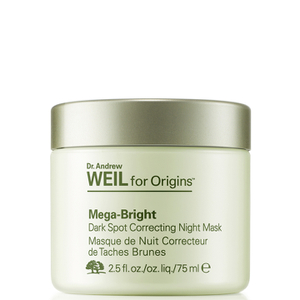 Origins Dr. Andrew Weil for Origins™ Mega-Bright Skin Tone Correcting Overnight Mask 75ml