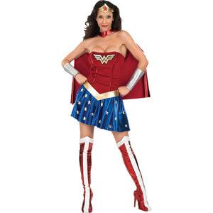 DC Comics Women's Wonder Woman Fancy Dress