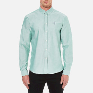 Carven Men's Long Sleeve Shirt - Vert