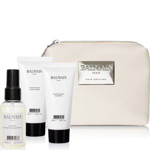 BALMAIN HAIR CARE COSMETIC BAG