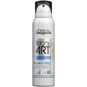 L'Oréal Professionnel Tecni ART Compressed Fix Anti-Frizz Hair Spray 125ml