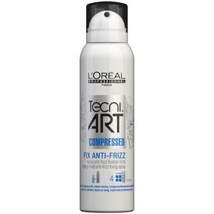 L'Oréal Professionnel Tecni ART Compressed Fix Anti-Frizz Hair Spray 125ml