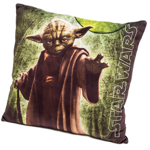 Star Wars Yoda Pillow - Multi (40cm)