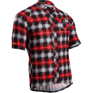 Sugoi Men's Lumberjack Jersey - Black