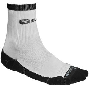 Sugoi RSR 1/4 Socks - Black