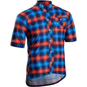 Sugoi Men's Lumberjack Jersey - Indigo