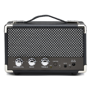 GPO Retro Mini Westwood Bluetooth Speaker - Black
