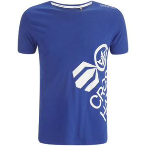 Crosshatch Men's Nazmin Graphic T-Shirt - Surf The Web