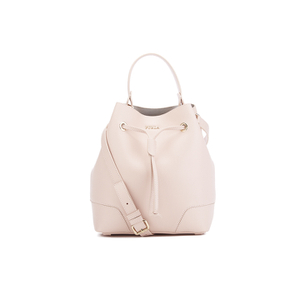 Furla Women's Stacy Small Drawstring Bag - Pink