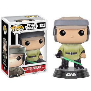 Star Wars Endor Luke Funko Pop! Wackelkopf Figur