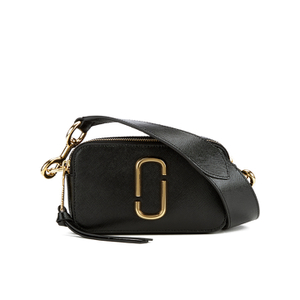 Marc Jacobs Women's Snapshot Small Camera Bag - Black