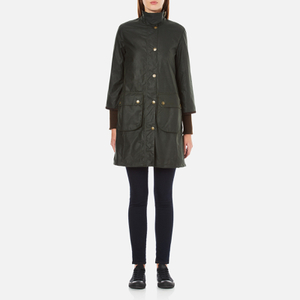 Barbour Heritage Women's Rain Mac - Sage