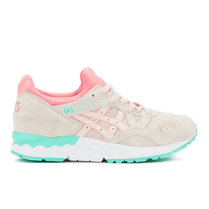Asics Women's Gel-Lyte V Trainers - Whisper Pink
