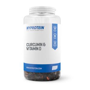 Curcumina e Vitamina D in Capsule