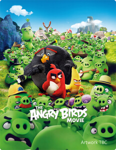 The Angry Birds Movie - Limited Edition Steelbook