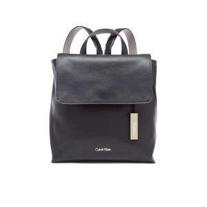 Calvin Klein Women's Julia Backpack - Black