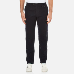 Oliver Spencer Men's Fishtail Trousers - Dudley Midnight