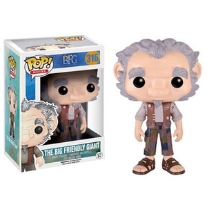 El gran gigante bonachón POP! Movies Vinyl Figura The BFG