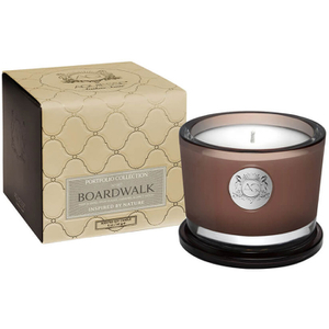Aquiesse Small Glass Jar Candle - Boardwalk