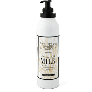 Archipelago Botanicals Oat Milk Body Lotion