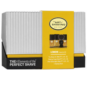 The Art of Shaving Mid-Size Kit - Lemon