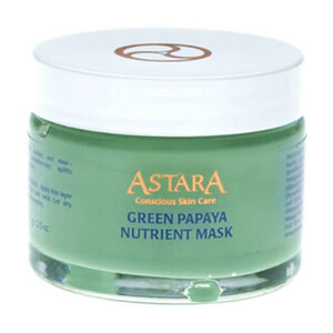 Astara Green Papaya Nutrient Mask