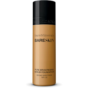 bareMinerals bareSkin Pure Brightening Serum Foundation - Bare Honey
