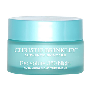 Christie Brinkley Authentic Skincare Recapture 360 Night Anti-Aging Treatment