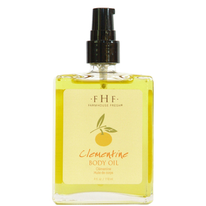 FarmHouse Fresh Clementine Sparkling Soak and Body Oil
