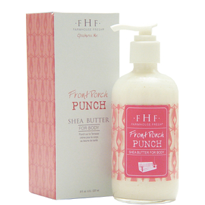 FarmHouse Fresh Front Porch Punch Shea Butter Cream