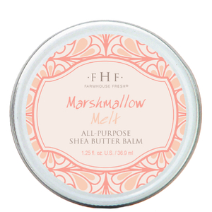 FarmHouse Fresh Marshmallow Melt Shea Butter Balm