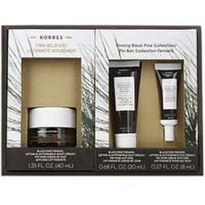 KORRES Firm Believer Black Pine Collection