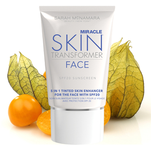 Miracle Skin Transformer Face Broad Spectrum SPF 20 - Medium Tan