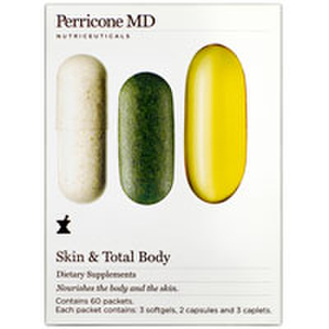 Perricone MD Skin and Total Body Dietary Supplements