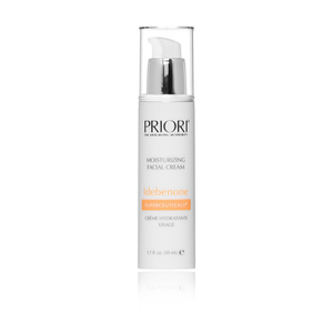 PRIORI Idebenone Moisturizing Facial Cream