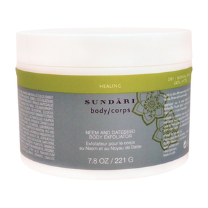 Sundari Neem and Dateseed Body Exfoliator