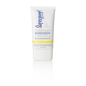 Supergoop Everyday SPF 50 with Cellular Response Technology