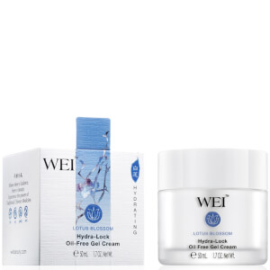 WEI Lotus Blossom Hydra-Lock Oil-Free Gel Cream