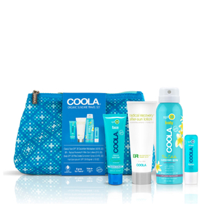 Coola Sun Essentials Mineral Travel Kit